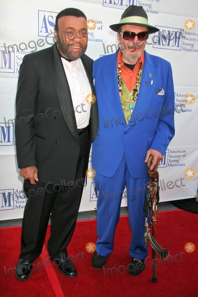 Andrae Crouch, Andrae' Crouch, Dr John, Dr. John, Dr.John Photo - Andrae Crouch and Dr John