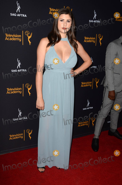 Amber Coney Photo - Amber Coney at the Television Academy and SAG-AFTRA Host 4th Annual Dynamic & Diverse Celebration, Saban Media Center, North Hollywood, CA 08-25-16