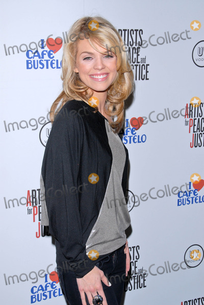 """The Artist, Anna Maria Perez de Taglé Photo - AnnaLynne McCord at the Artists for Peace and Justice """"Artists for Haiti"""" benefit, Track 16 Gallery, Santa Monica, CA. 01-28-10"""