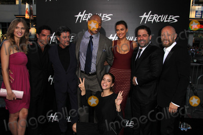 Brett Ratner, Dwayne Johnson, Irina Shayk, Reece Ritchie, Barbara Palvin, Aksel Hennie Photo - Reece Ritchie, Ian McSHane, Dwayne Johnson, Irina Shayk, Brett Ratner, Aksel Hennie, Barbara Palvin