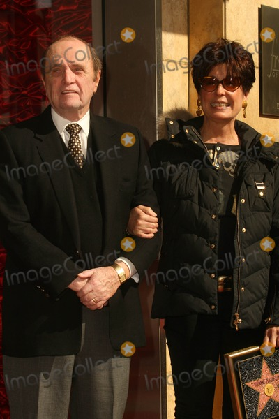 Bob Newhart, Tina Sinatra, Suzanne Pleshette, The Ceremonies Photo - Bob Newhart and Tina Sinatra at the Ceremony Posthumously Honoring Suzanne Pleshette with a star on the Hollywood Walk of Fame. Hollywood Boulevard, Hollywood, CA. 01-31-08