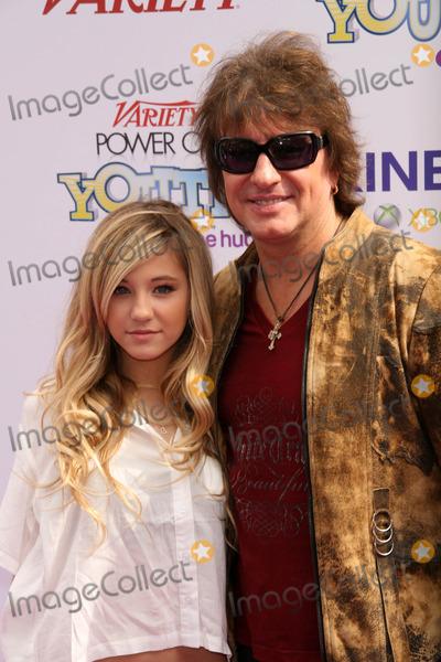 Photos and Pictures - Ava Sambora and Richie Sambora at ...