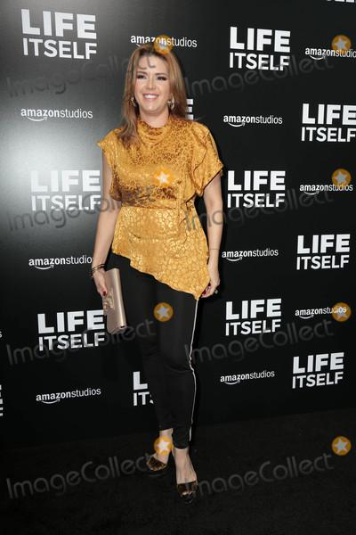 """Alicia Machado, Samuel Goldwyn Photo - Alicia Machado at the """"Life Itself"""" L.A. Premiere, Samuel Goldwyn Theater, Beverly Hills, CA 09-13-18"""