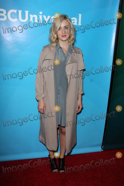 Ashley Johnson Photo - Ashley Johnson at the NBCUniversal Press Tour, Beverly Hilton, Beverly Hills, CA 08-12-15