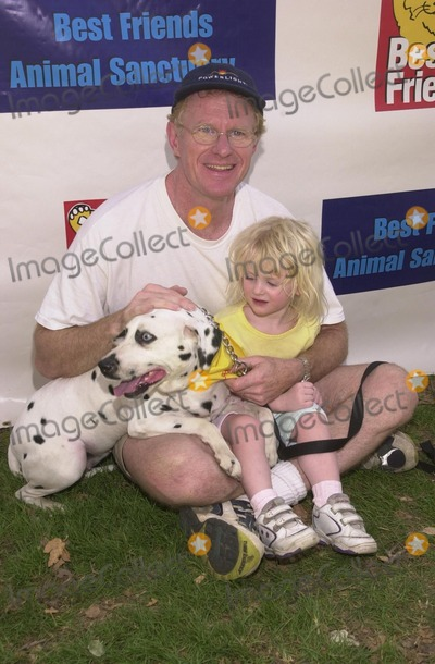 Ed Begley Jr., Ed Begley Jr, Ed Begley, Jr, Ed Begley, Jr., Johnny Carson, Ed Begley Photo - Ed Begley Jr. and daughter Hayden at the Best Friends Animal Sanctuary Pet Adoption Festival, at Johnny Carson Park, Burbank, CA 09-14-02