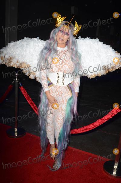 Aubrey O'Day Photo - Aubrey O'Day at the 2016 Maxim Halloween Party, Shrine Auditorium, Los Angeles, CA 10-22-16