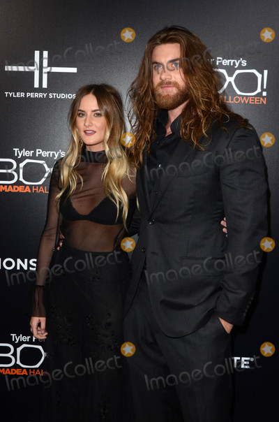 """Tyler Perry, Brock O'Hurn Photo - Brock O'Hurn at the """"Tyler Perry's BOO! A Madea Halloween"""" Premiere, Arclight, Hollywood, CA 10-17-16"""