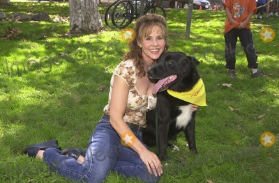 Linda Blair, Johnny Carson Photo - Linda Blair at the Best Friends Animal Sanctuary Pet Adoption Festival, at Johnny Carson Park, Burbank, CA 09-14-02