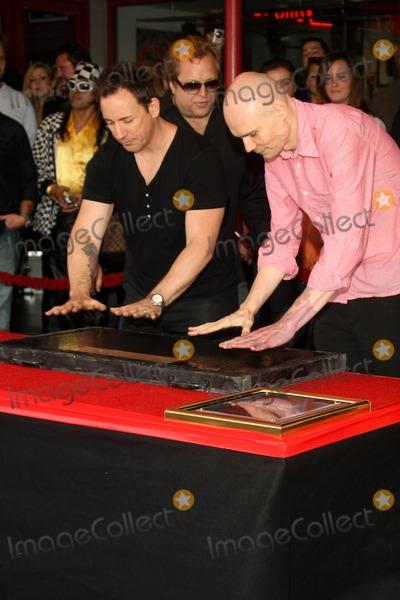 Billy Corgan, Jimmy Chamberlin, Smashing Pumpkins Photo - Jimmy Chamberlin and Billy Corgan at the induction ceremony for Smashing Pumpkins into Hollywood's RockWalk. Sunset Boulevard, Hollywood, CA. 04-23-08