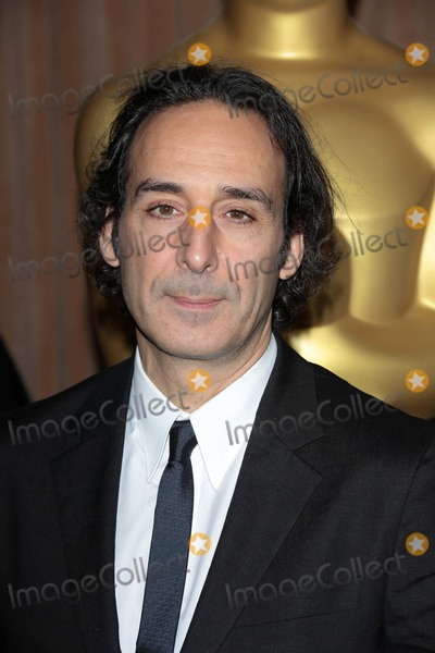 Alexandre Desplat Photo - Alexandre Desplat