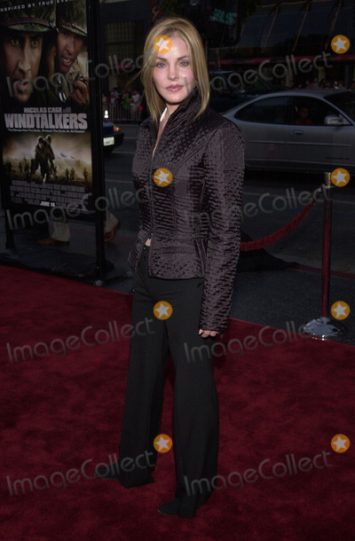 "Priscilla Presley Photo - Priscilla Presley at the premiere of MGM's ""Windtalkers"" at the Chinese Theater, Hollywood, 06-11-02"
