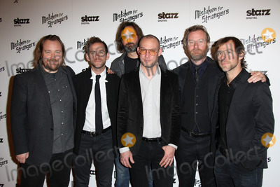 Aaron Dessner, Bryce Dessner, Matt Berninger, Scott Devendorf, Bryan Devendorf Photo - Tom Berninger, Bryce Dessner, Aaron Dessner, Bryan Devendorf, Matt Berninger, Scott Devendorf 