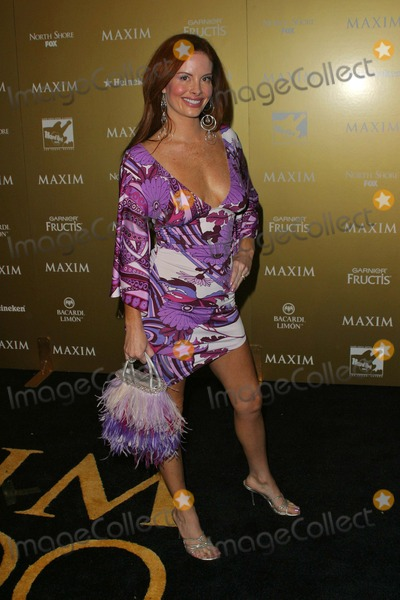Phoebe Price Photo - Phoebe Price at the Maxim Hot 100 Party at the Hard Rock Hotel & Casino, Las Vegas, Nevada 06-12-04