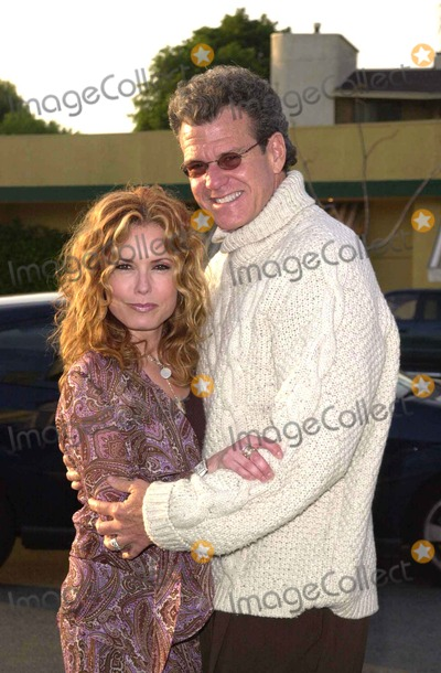 "Tracey E. Bregman, Lisa Rinna, Tracey Bregman Photo - Tracey E. Bregman and husband Ronald Recht at the Grand Opening of Lisa Rinna's new clothing boutique ""Belle Gray"" in Sherman Oaks, CA 05-05-03"