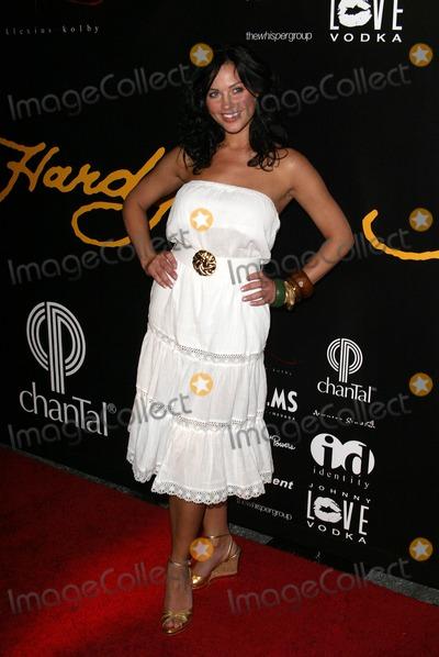 Tiffany, Tiffany Fallon Photo - Tiffany Fallon at the Ed Hardy Vintage Tattoo Wear Fashion Show, Hollywood, CA 05-21-05