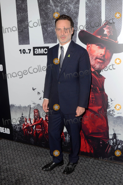 "Andrew Lincoln Photo - Andrew Lincoln at ""The Walking Dead"" Season 9 Premiere Event, DGA, Los Angeles, CA 09-27-18"