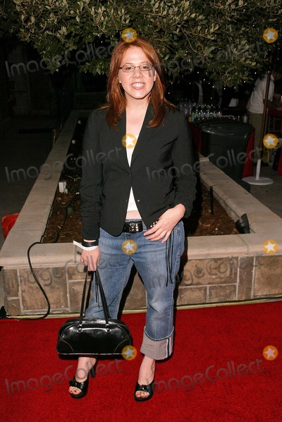 Lynsey Bartilson, Rock The Vote Photo - Lynsey Bartilson At Rock The Vote Warner Bros. Studios, Burbank, CA 09-29-04