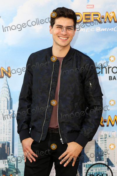 """Spider Man, Spider-Man, Spiderman, Anthony Padilla Photo - Anthony Padilla at the """"Spider-Man: Homecoming"""" Los Angeles Premiere, TCL Chinese Theater, Hollywood, CA 06-28-17"""