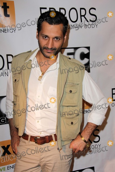 """CAS ANVAR Photo - Cas Anvar at the """"Errors Of The Human Body"""" Special Screening, Arena Cinema, Hollywood, CA 04-19-13"""