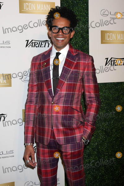 Aaron Walton, Maná Photo - Aaron Walton at the ICON Mann Power Dinner Party, Mr C Beverly Hills, Beverly Hills, CA 02-18-15