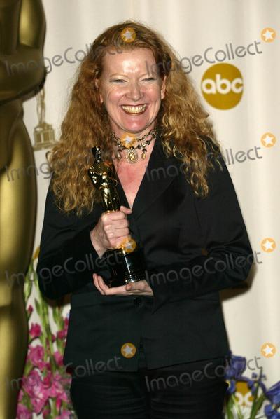Andrea Arnold Photo - Andrea Arnold at the The 77th Annual Academy Awards - Press Room, Kodak Theatre, Hollywood, CA 02-27-05