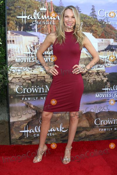 Abby Brammell Photo - Abby Brammell at the Hallmark Summer 2016 TCA Press Tour Event, Private Estate, Beverly Hills, CA 07-27-16