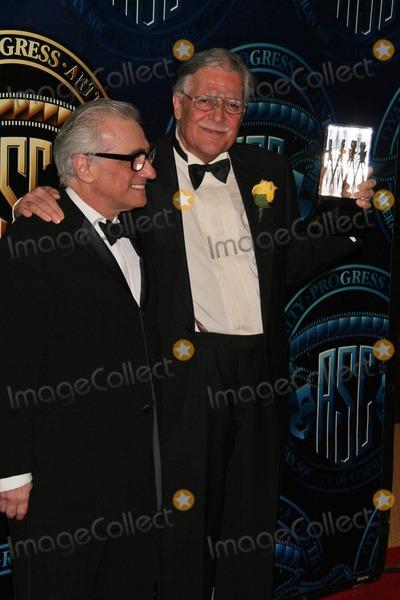 Martin Scorsese, Michael Ballhaus Photo - Martin Scorsese and Michael Ballhausat the American Society of Cinematographers 21st Annual Outstanding Achievement Awards. Hyatt Regency Century Plaza Hotel, Century City, CA. 02-18-07