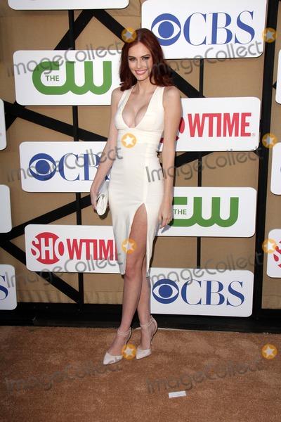 Alyssa Campanella Photo - Alyssa Campanella at the CBS, Showtime, CW 2013 TCA Summer Stars Party, Beverly Hilton Hotel, Beverly Hills, CA 07-29-13