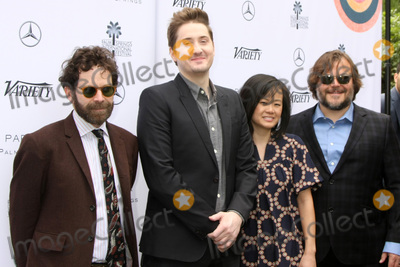 Charlie Kaufman, Jack Black, Duke Johnson Photo - Charlie Kaufman, Duke Johnson, Janine Lew and Jack Black at the Variety Creative Impact Awards And 10 Directors To Watch Brunch, The Parker Hotel, Palm Springs, CA 01-03-16