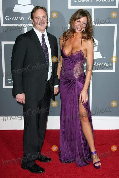 Jay Mohr, Nikki Cox, Grammy Awards Photo - Jay Mohr and Nikki Coxat the 51st Annual GRAMMY Awards. Staples Center, Los Angeles, CA. 02-08-09