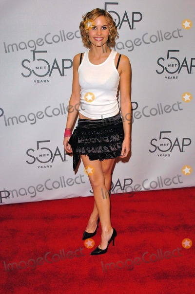 Ashley Bashioum Photo - Ashley Bashioum at the SOAPnet Toasts Its 5th Anniversary, Club Bliss, Los Angeles, CA 01-25-05