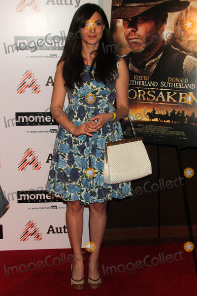 """ASH, Avital Ash Photo - Avital Ash at the """"Forsaken"""" Los Angeles Special Screening, Autry Museum of the American West, Los Angeles, CA 02-16-16"""