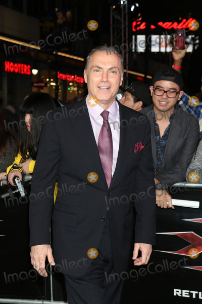 "XX, Al Sapienza Photo - Al Sapienza at the ""xXx: Return Of Xander Cage"" Premiere, TCL Chinese Theater IMAX, Los Angeles, CA 01-19-17"
