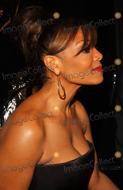 "Ebony, Janet Jackson, Jim Henson Photo - Janet Jacksonat Ebony's Pre-Oscar Celebration ""Take 3"". Jim Henson Studios, Hollywood, CA. 02-22-07"
