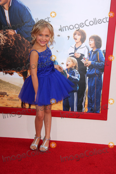 """Photos and Pictures - Alyvia Alyn Lind at the """"Blended ..."""