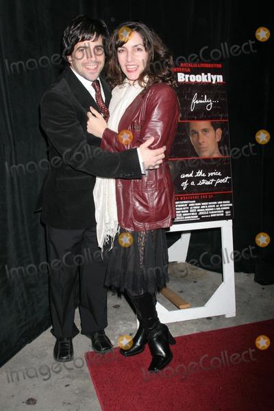 Angela Pupello, Danny Cistone Photo - Danny Cistone and Angela Pupello at the world premiere of 'West Of Brooklyn'. Theater 68, Los Angeles, CA. 02-19-08