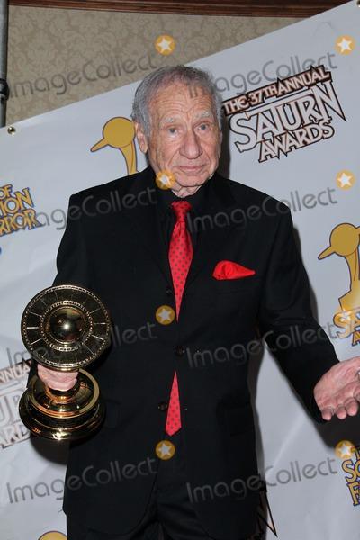 Mel Brooks, Saturn Awards Photo - Mel Brooks at the 37th Annual Saturn Awards Press Room, Castaway, Burbank, CA. 06-23-11