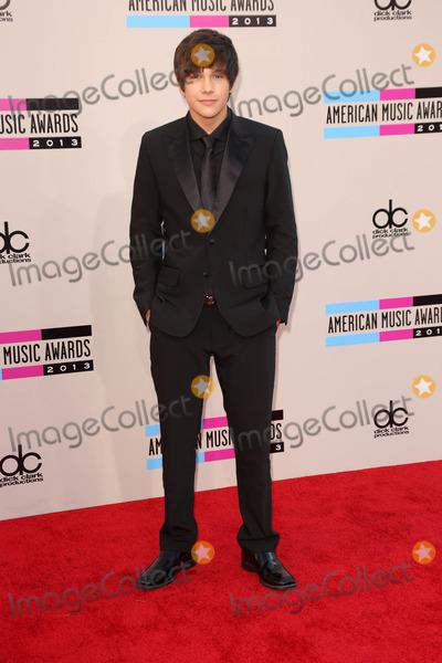 Austin Mahone, Austine Mahone Photo - Austin Mahone at The 2013 American Music Awards - Arrivals , Nokia Theater, Los Angeles, CA 11-24-13
