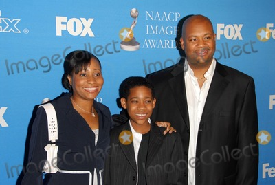 Photos and Pictures - Tyler James Williams and family at ...