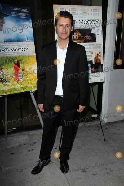 """Andy Hirsch Photo - Andy Hirsch at the """"Fort McCoy"""" Premiere, Music Hall Theater, Beverly Hills, CA 08-15-14"""