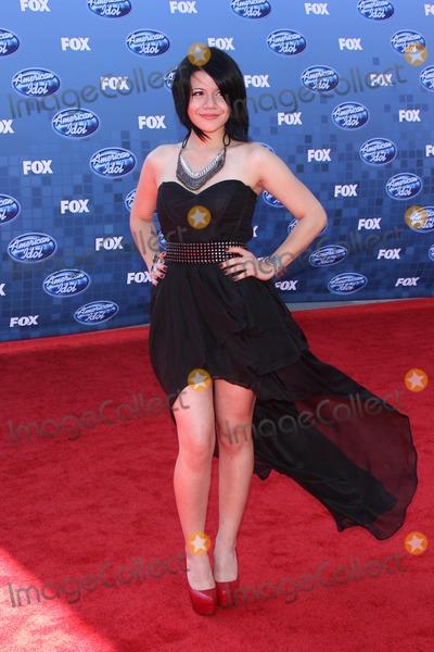 "Allison Iraheta Photo - Allison Iraheta at the ""American Idol"" Season 10 Finale Arrivals, Nokia Theatre L.A. Live, Los Angeles, CA. 05-25-11"