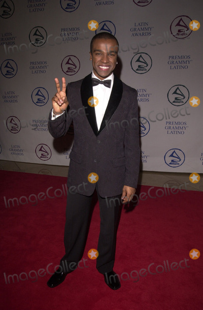 Alexander Pires Photo -  Alexander Pires at the Latin Academy of Recording Arts and Sciences pre-Latin Grammy gala in Beverly Hills, 09-11-00