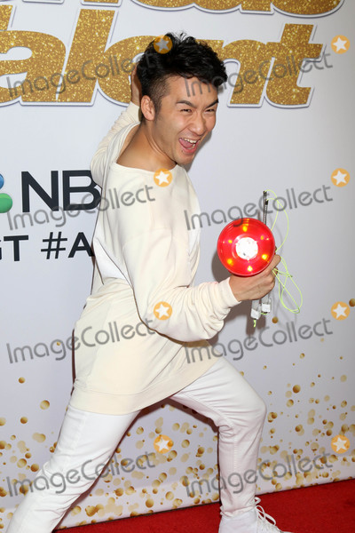 "Photo - Mochi at the ""America's Got Talent"" Season 13 Live Show Red Carpet, Dolby Theater, Hollywood, CA 08-14-18"
