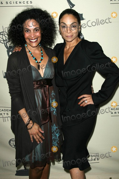 Photos and Pictures - Jasmine Guy and guest at 'A Mother's ...
