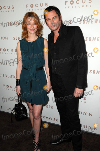 Audrey Marnay Photo - Audrey Marnay and Stephen Emeret