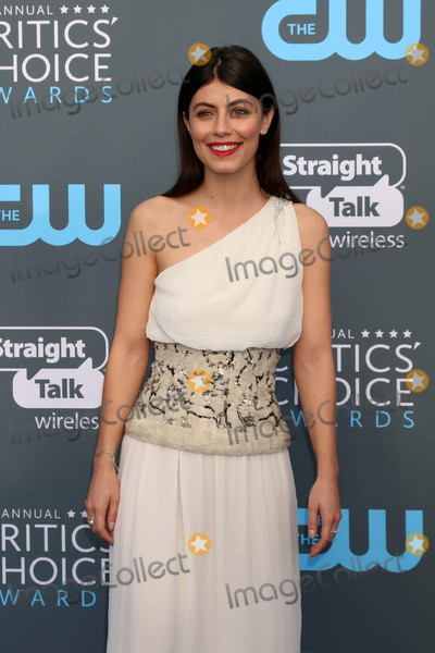 Alessandra Mastronardi Photo - Alessandra Mastronardi at the 23rd Annual Critics' Choice Awards, Barker Hanger, Santa Monica, CA 01-11-18