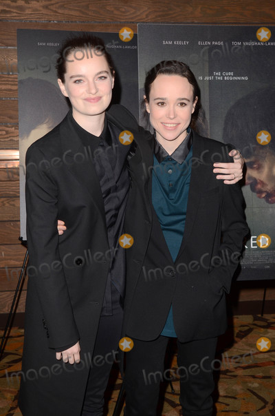 Ellen Page, The Cure Photo - Emma Portner, Ellen Page