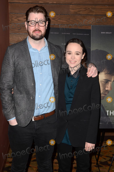 Ellen Page, The Cure Photo - David Freyne, Ellen Page