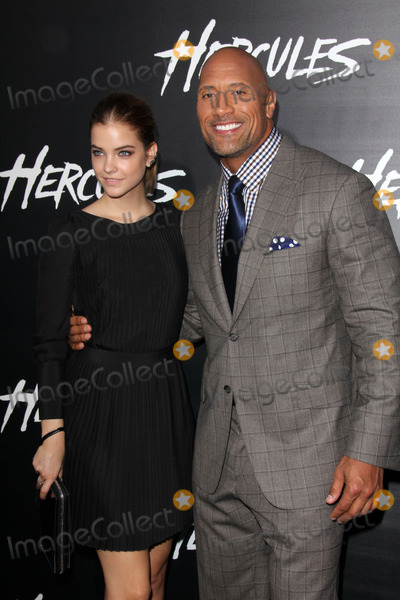 Photos and pictures barbara palvin dwayne johnson at for Famous people los angeles