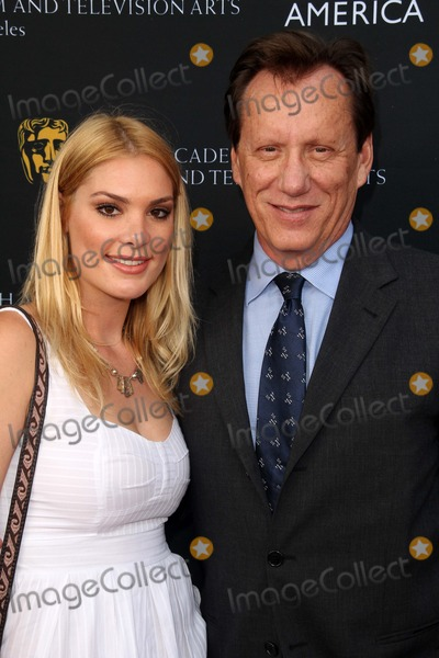 Ashley Madison, James Woods Photo - James Woods, Ashley Madison at the 9th Annual BAFTA Los Angeles TV Tea Party, L 'Ermitage, Beverly Hills, CA 09-17-11